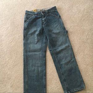 Boys Lee Carpenter Jeans